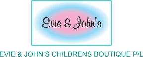 EVIE & JOHN'S CHILDRENS BOUTIQUE P/L
